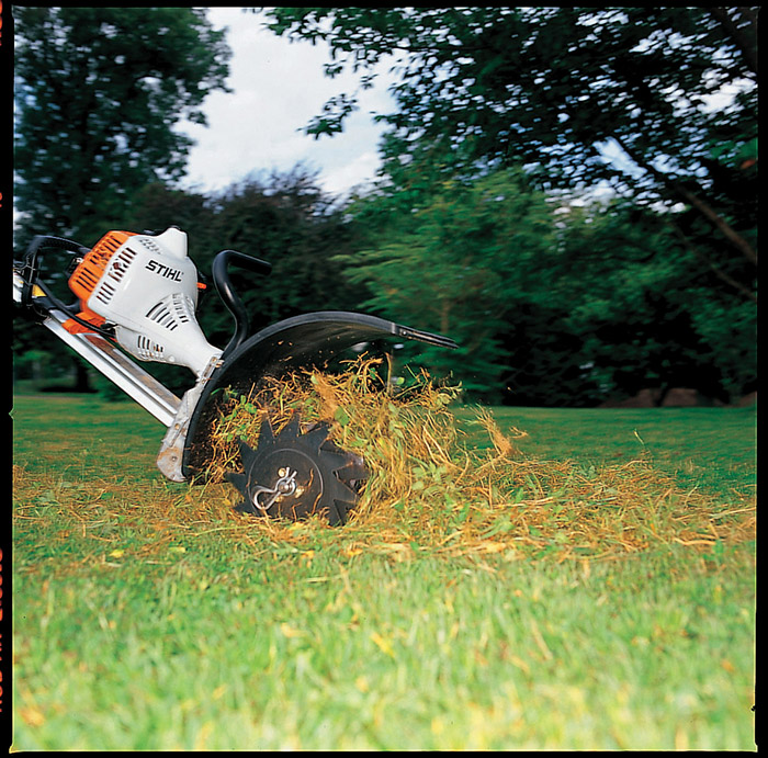 Photo of RL-MM Lawn Aerator Attachment