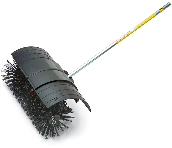 KB-KM Bristle Brush